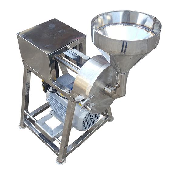 hình ảnh máy nghiền bột nước Inox