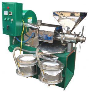 máy ép dầu thực vật công nghiệp