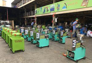 xưởng sản xuất máy ép dầu thực vật