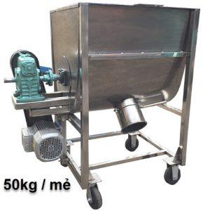 máy trộn bột bằng inox