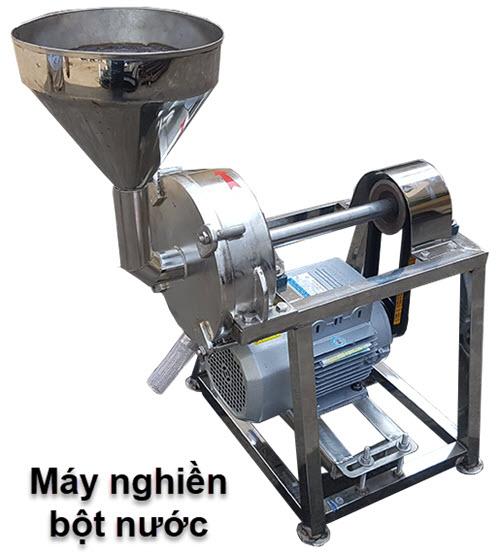 máy xay bột nước