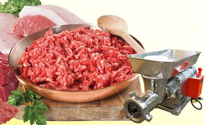 máy xay nghiền thịt