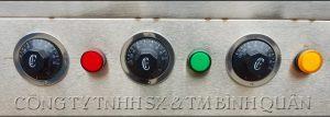 bảng điều chỉnh nhiệt