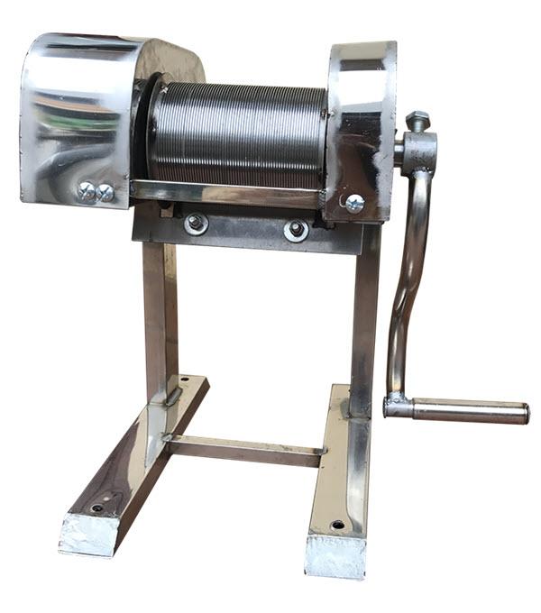 máy cắt bì heo bằng tay