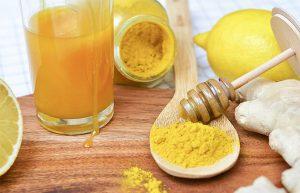 giảm cân với mật ong và tinh bột